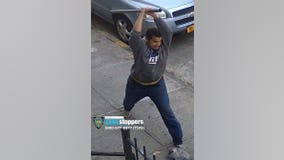 NYPD: Man threw 13-year-old boy to the ground, attacked woman with metal pipe