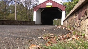 Bucks County covered bridges to undergo repairs