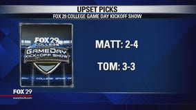Matt Lombardo's upset picks of the week