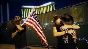 Las Vegas shooting anniversary sparks debate on gun control
