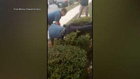 Family claims police overstepped after loitering arrest outside their home