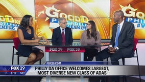 Philadelphia welcomes new class of Assistant District Attorneys