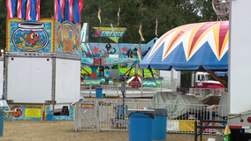 10-year-old girl fatally injured after being ejected from festival ride