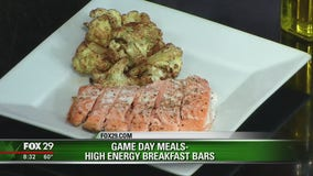 Game day meals for the Eagles-Jets matchup