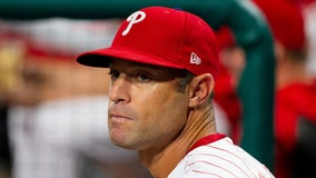 Phillies dismiss Gabe Kapler as manager
