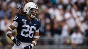 Penn State coach addresses fan criticism of player's 'disgusting' dreadlocks