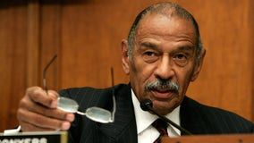 Former Congressman John Conyers dies at the age of 90