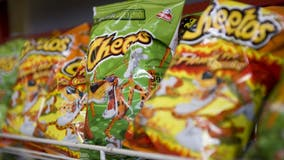 Flamin' Hot Cheetos flagged by TSA after woman brings '20 bags' through security