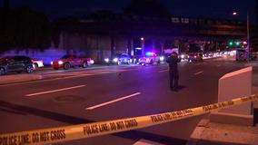 Pedestrian struck and killed in Logan