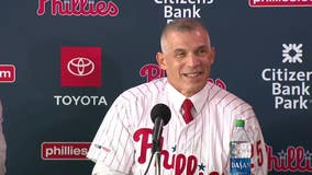 Joe Girardi a big hit in first appearance as Phillies manager
