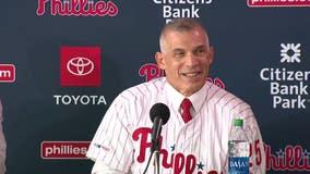 Girardi says Wheeler, Nola to be Phillies' co-aces