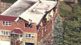 No injuries reported in possible gas explosion at two-story home in East Torresdale