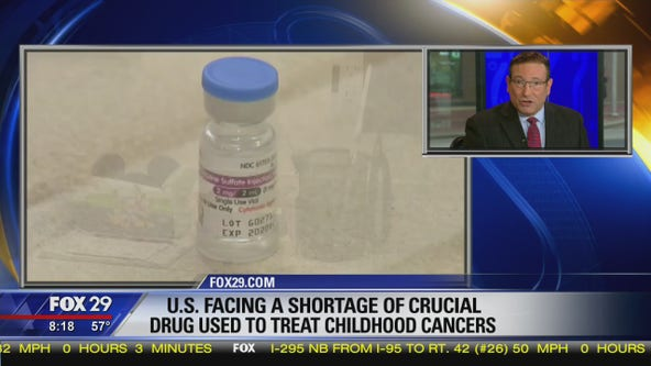 Your Health: Shortage of chemotherapy drugs, addictive responses to cookies