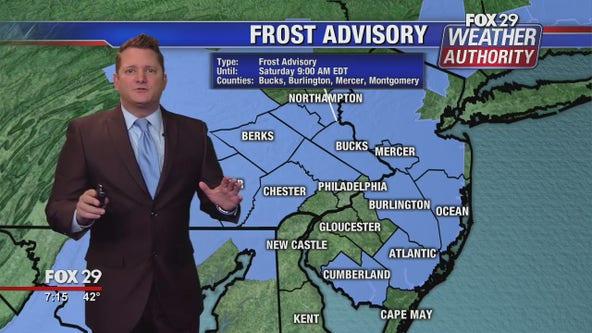 FOX 29 Weather Authority Forecast