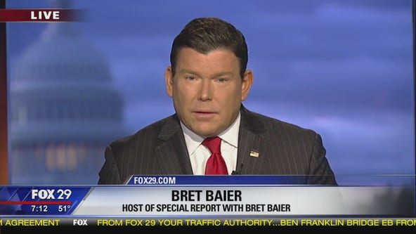 Brett Baier joins Good Day