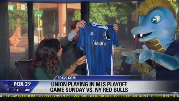 Union hosting MLS playoff game Sunday
