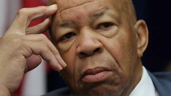 Maryland Congressman Elijah Cummings has died