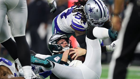 'A Little Embarrassed:' Another slow start dooms Eagles in loss to Cowboys