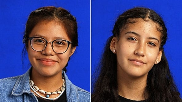 Police locate teen girls who were reported missing in Maryland