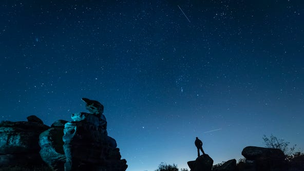 'One of the most beautiful': Orionid meteor shower to peak early this week