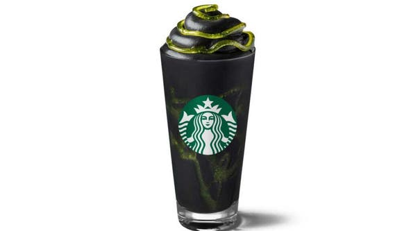 Starbucks' Halloween-themed 'Phantom Frappuccino' makes debut … just not in US