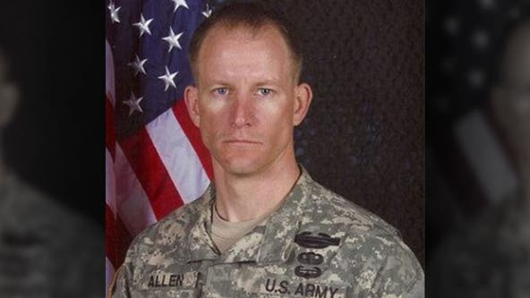 Master Sgt. Mark Allen dies 10 years after being shot while searching for Army deserter