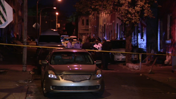 22-year-old dead, 2 others wounded in multiple North Philadelphia shooting