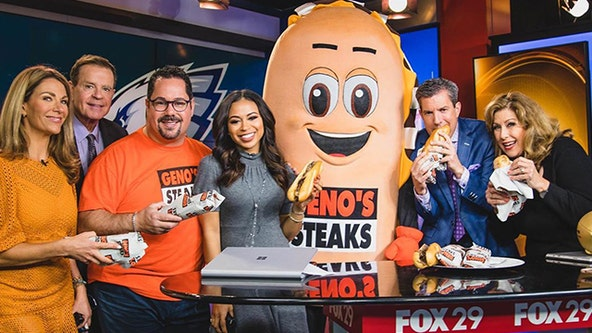 Welcome Whizzy! Geno's Steaks introduces Philly's newest mascot