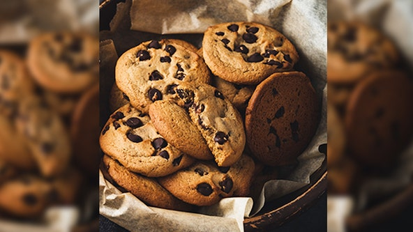 Study: Chocolate chip cookies are 'like cocaine'