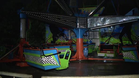 10-year-old girl dies after being ejected from festival ride in New Jersey