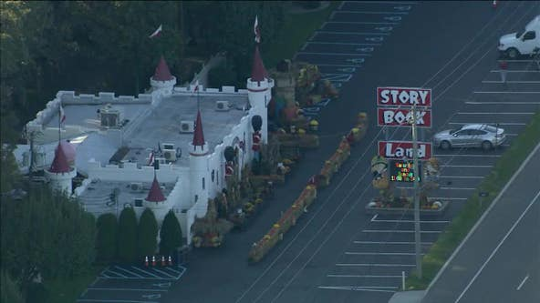 Person injured after incident on ride at Storybook Land in New Jersey