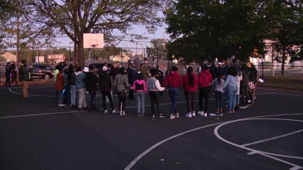 Community vows to make Camden a safe place to live