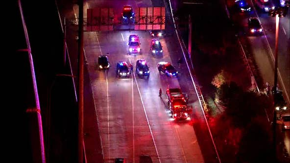 Police find 33-year-old man shot dead near disable vehicle on I-95