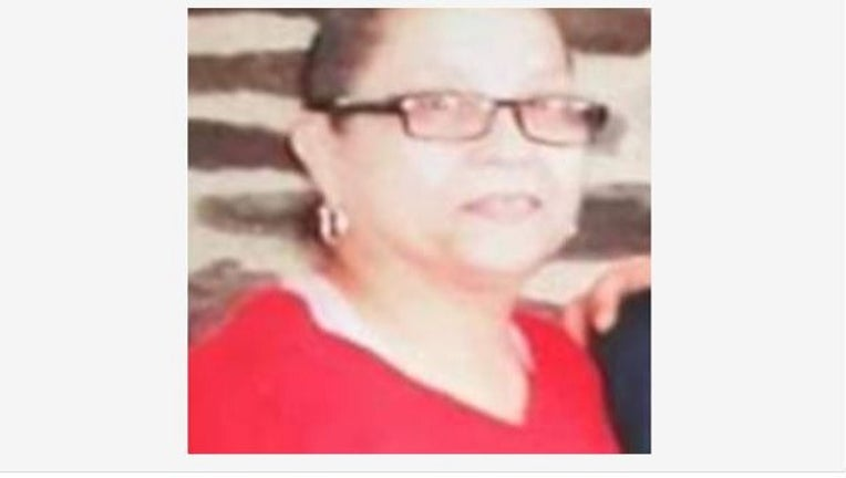 MISSING WOMAN - Police search for missing woman with dementia andAlzheimer's disease