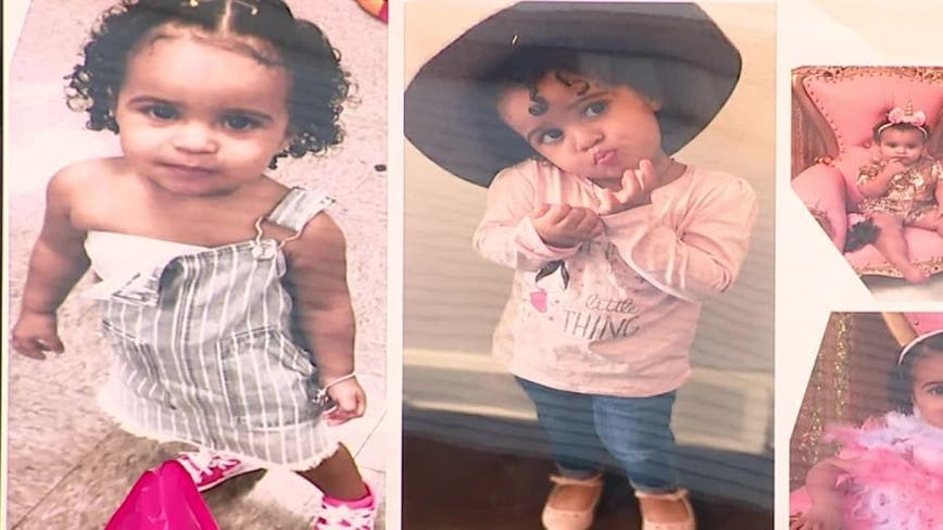Suspect arrested in shooting death of 2-year-old girl, police say
