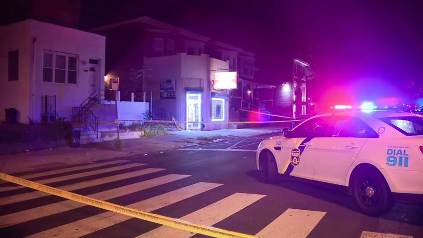 2 people shot, 1 critical, in West Philadelphia