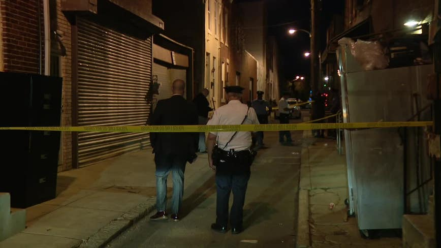 15-year-old boy shot, killed in South Philadelphia
