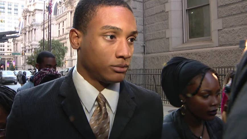 'I cannot forget that night': Michael White takes the stand in Rittenhouse Square stabbing trial