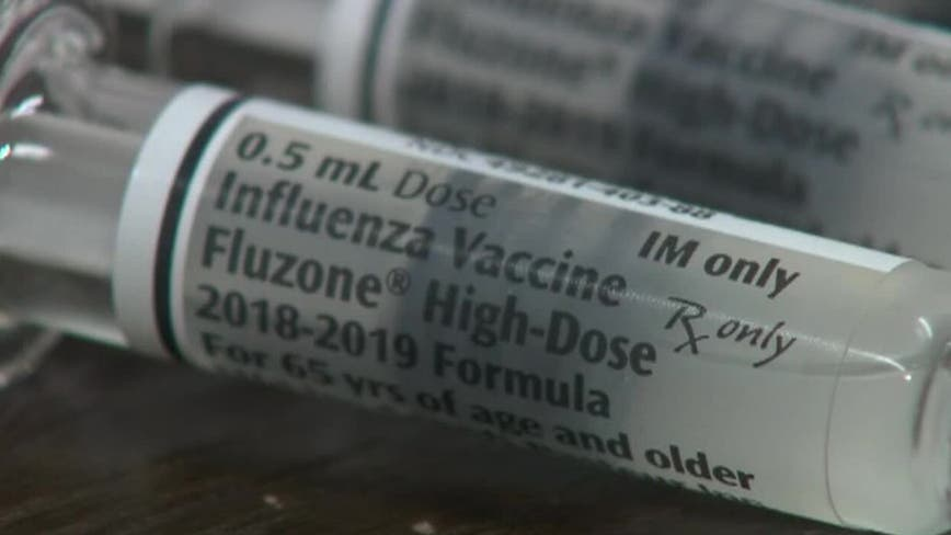 As flu season begins, high-dose vaccines could be delayed