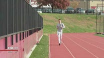 St. Joseph's University senior runs 5K a day for good cause