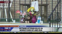 Vietnam veteran killed in Norristown hit-and-run crash