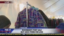Buckman's gears up for early ski season with tent sale