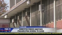 Asbestos forces another Philadelphia school to close
