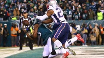 Eagles offense undermanned and underwhelming against Patriots