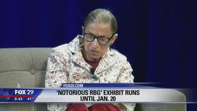 Philly Jewish museum celebrates 'Notorious' Ruth Bader Ginsburg