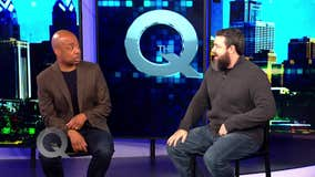 Comedian Eddie Gallagher joins The Q
