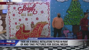 Good Day Weekend steps into a winter wonderland at new Photo Pop Philly exhibit