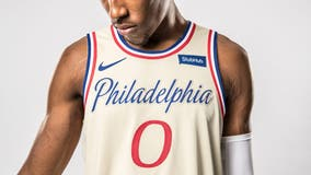 76ers pay homage to Philadelphia's history with new City Edition uniforms
