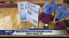 Kelly's Classroom: Mary, Mother of the Redeemer School