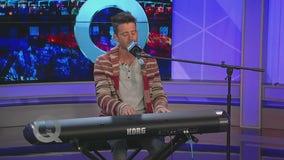 Singer, songwriter Brendan James performs on The Q